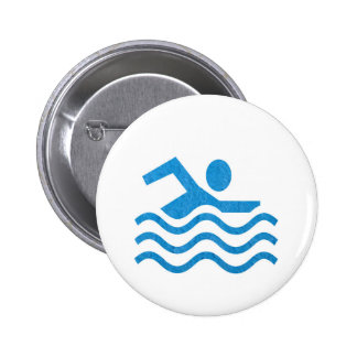 NVN24 navinJOSHI Swimming Sucess Swim Swimmer 101 Pin