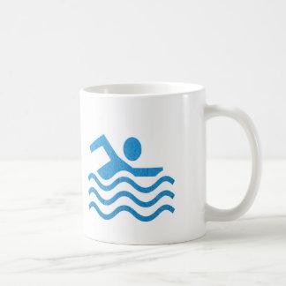 NVN24 navinJOSHI Swimming Sucess Swim Swimmer 101 Coffee Mug