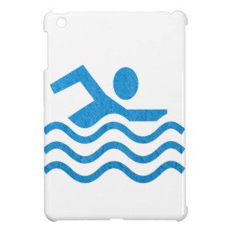 NVN24 navinJOSHI Swimming Sucess Swim Swimmer 101 iPad Mini Case