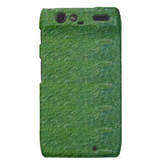 NVN26 navinJOSHI Green Acrylic DIY TEMPLATE txt im Droid RAZR Covers