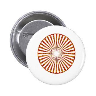NVN34 navinJOSHI Chakra Mandala SunChakra GIFTS Pinback Buttons