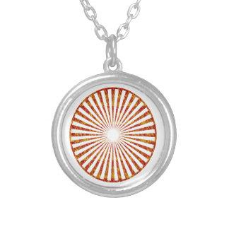 NVN34 navinJOSHI Chakra Mandala SunChakra GIFTS Custom Necklace