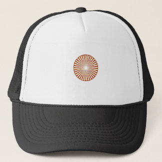 NVN34 navinJOSHI Chakra Mandala SunChakra GIFTS Trucker Hat
