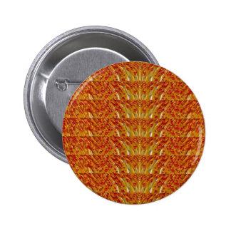NVN35 navinJOSHI Sparkle Gold n Red Pattern GIFTS Pins