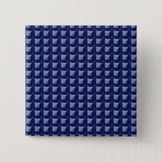NVN8 NavinJOSHI Blue SQUARED art Button