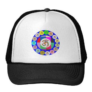 nvn94 OM Mantra Chant Yoga Meditation navinJOSHI 1 Hat