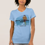 ¡NVTech_vc019731, PIDEN EN SU PROPIO RIESGO!! Camiseta