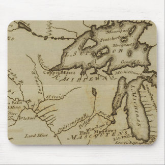 NW Territory Mouse Pad