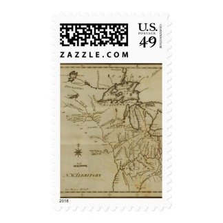 NW Territory Postage