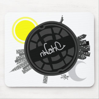 nWahC 24-7 Mouse Pad