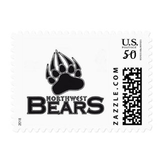 NWBears Official USA First Class Stamp Book