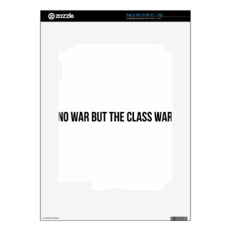 NWBTCW - Communist Socialist Revolution Politics Decal For The iPad 2