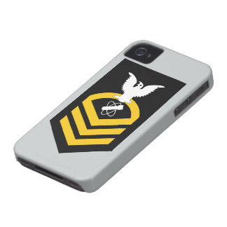 NWC Chief Nuclear Weaponsman (Obsolete Rating) iPhone 4 Case-Mate Case