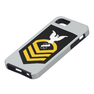 NWC Chief Nuclear Weaponsman (Obsolete Rating) iPhone SE/5/5s Case