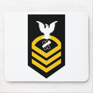 NWC Chief Nuclear Weaponsman (Obsolete Rating) Mouse Pad