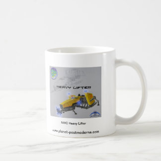 NWC Heavy Lifter Concept Mug