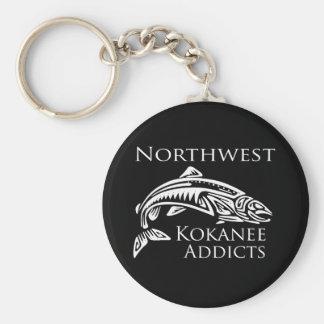 NWKA Simple Key Chain