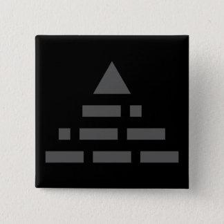 NWO (morse code) Pinback Button