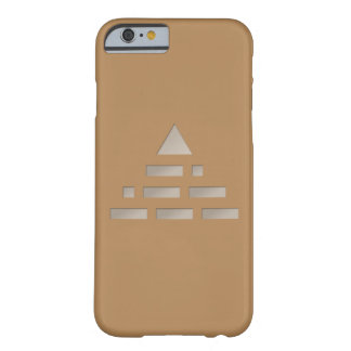 NWO - Morse Code - Pyramid Barely There iPhone 6 Case