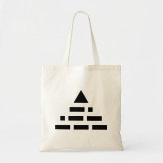 NWO (morse code) Tote Bag