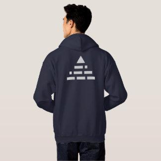 NWO pyramid (morse code) Hoodie