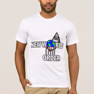 NWO They Pull the strings T-Shirt