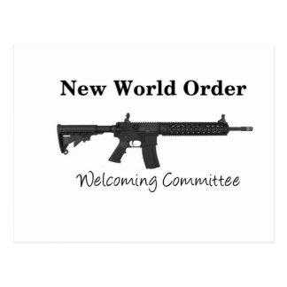 NWO Welcoming Committee Postcard