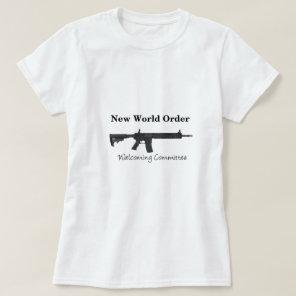 NWO Welcoming Committee T-Shirt