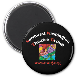 NWTG Gifts 2 Inch Round Magnet