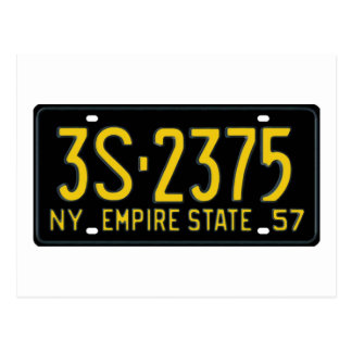 NY57 POSTALES
