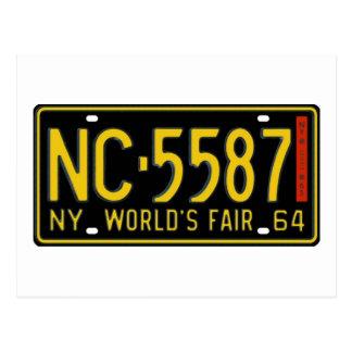 NY65 POSTCARD