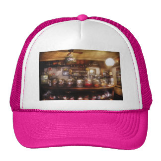 NY, 77 Water Street - The candy store Mesh Hat