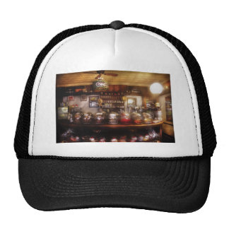 NY, 77 Water Street - The candy store Mesh Hats