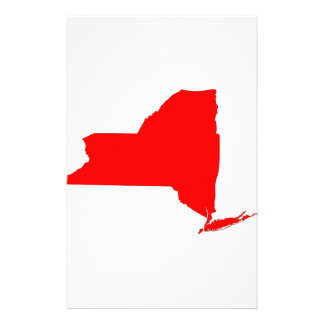 NY a Red State Stationery