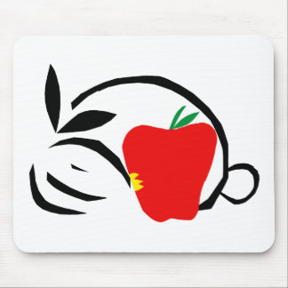 NY Bite.png Mousepads