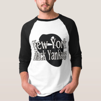 ny black yankees alternative T-Shirt