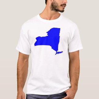 NY Blue State T-Shirt