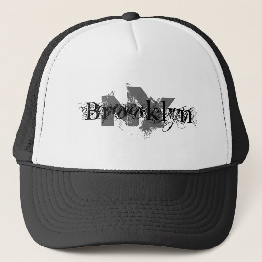 NY, Brooklyn Trucker Hat