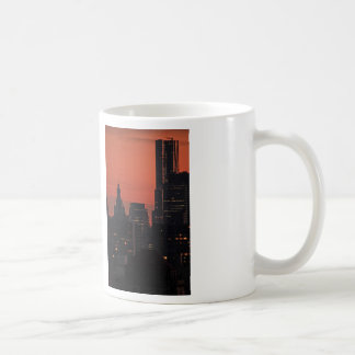 NY By Gehry, Municipal Building at Twilight A1 Coffee Mug