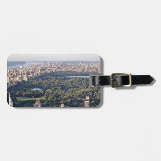 NY Central Park Tags For Bags