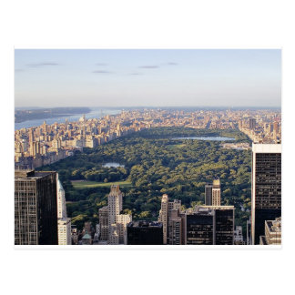 NY Central Park Postcard