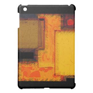 NY City Blocks Urban Abstract iPad Case