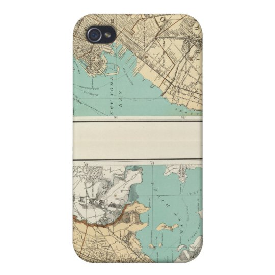 NY City, Brooklyn Cases For iPhone 4