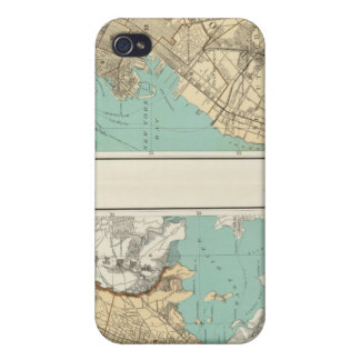 NY City Brooklyn iPhone 4/4S Cover