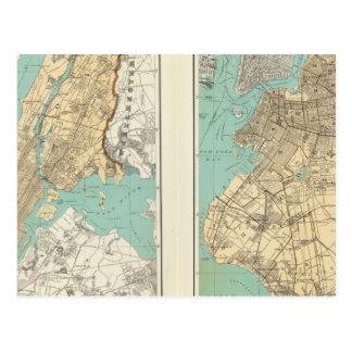 NY City, Brooklyn Postcard