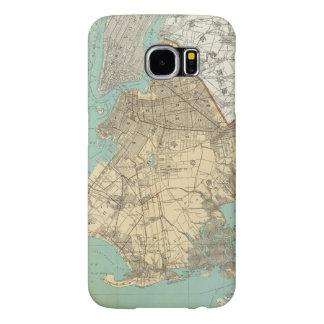 NY City, Brooklyn Samsung Galaxy S6 Case