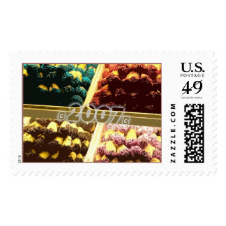 NY Cookies Postage Stamp