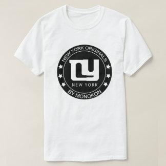 NY diseñado por las camisetas del monokon BNW Remera