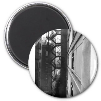 NY Fire Escapes Magnet