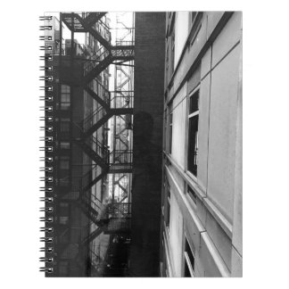 NY Fire Escapes Notebook